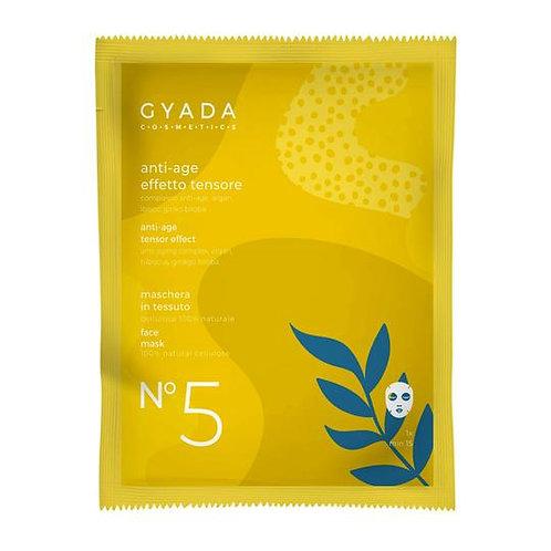 Maschera in Tessuto - N°5 Anti-Age Effetto Tensore - GYADA