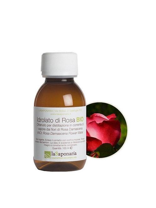 Idrolato di rosa bio- LA SAPONARIA