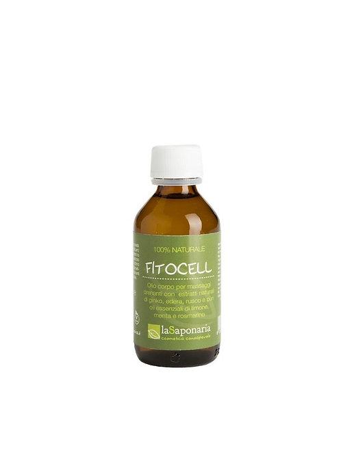 Fitocell - olio corpo per massaggi- LA SAPONARIA
