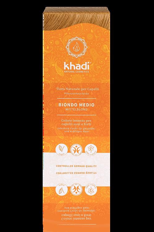 Tinta Vegetale Biondo Medio - KHADI