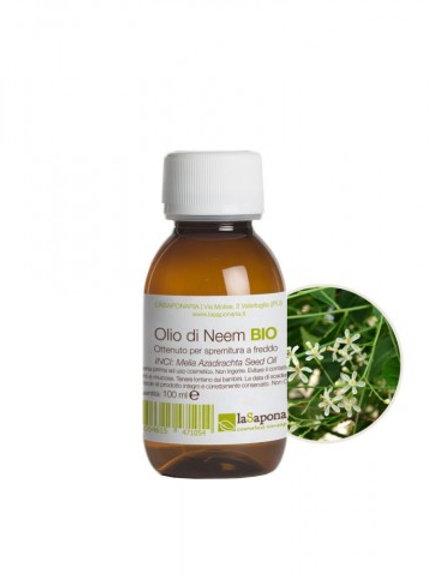 Olio di Neem - LA SAPONARIA