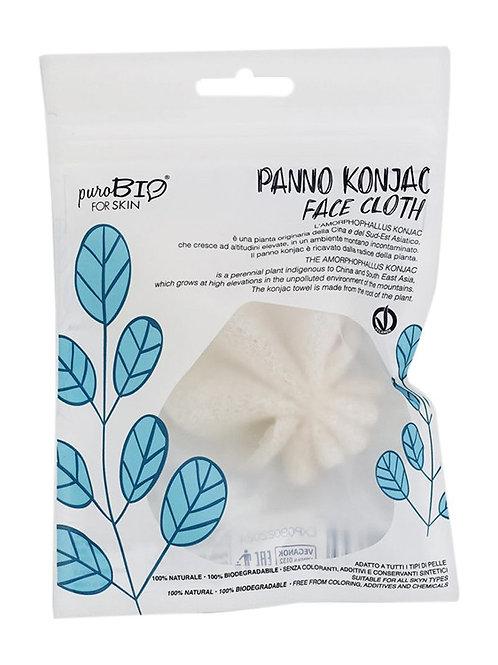 Panno Konjac Face Cloth- PUROBIO