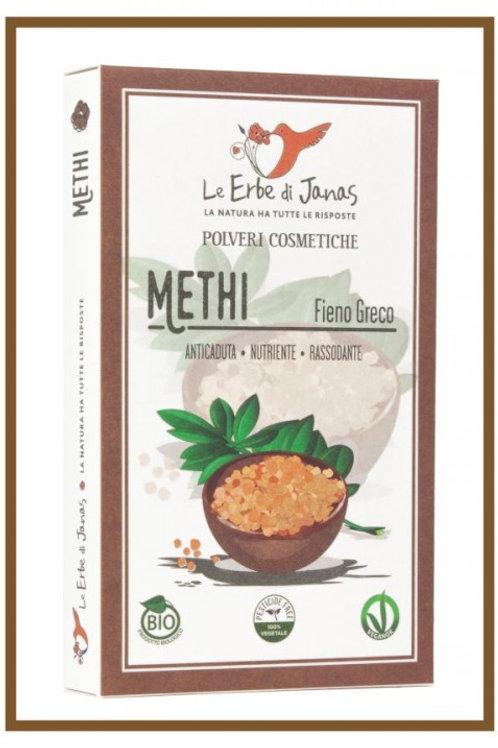 Methi (Fieno Greco)- LE ERBE DI JANAS