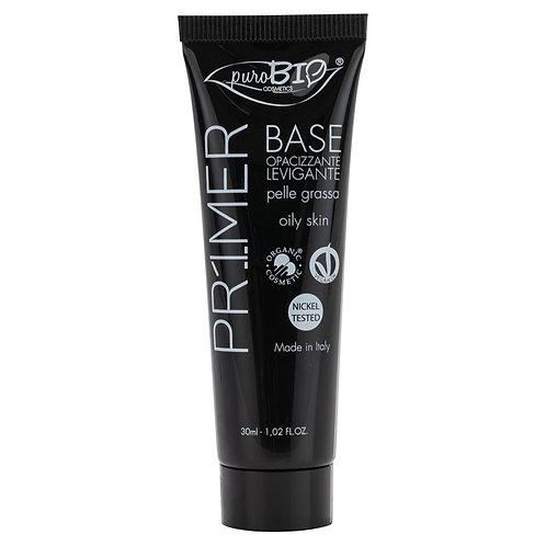 PRIMER – Base per Pelle Grassa- PUROBIO