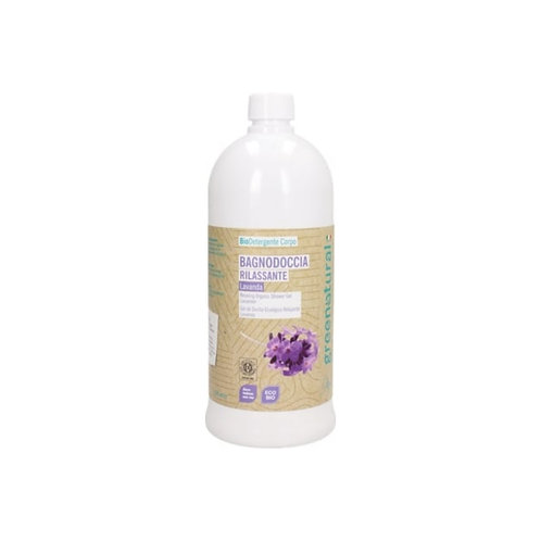 Bagnodoccia Lavanda Rilassante 1 LT - GREENATURAL