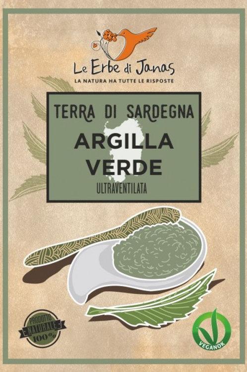 Argilla Verde - LE ERBE DI JANAS