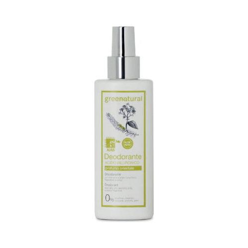 Deodorante NOGAS Acido Ialuronico Orientale - GREENATURAL