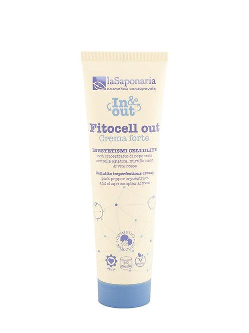 Fitocell Out - Crema forte inestetismi cellulite- LA SAPONARIA
