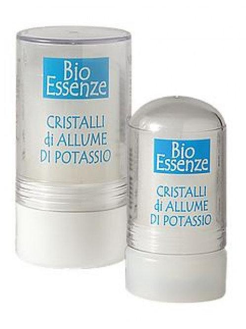 Allume di Potassio 120g -BIOESSENZE