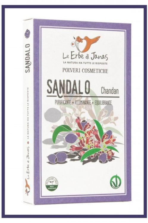 Sandalo (Chandan) - LE ERBE DI JANAS