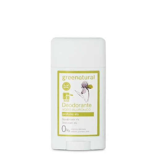 Deodorante Gel Acido Ialuronico IRIS - GREENATURAL