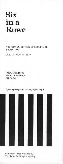 1979 N.A.M.E. Gallery