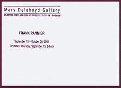 2001 Mary Delayoyd Gallery