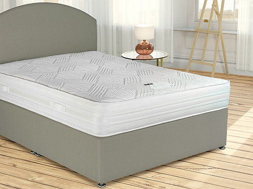 Synergy Latex 1000 pocket divan bed