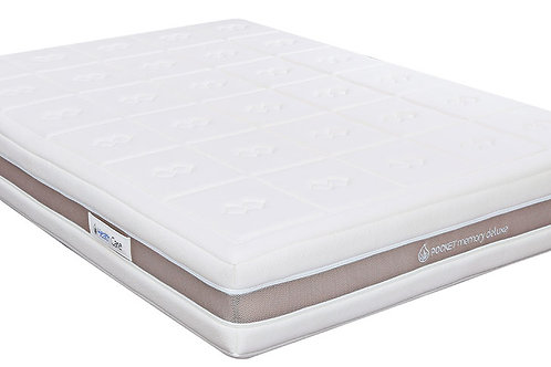 Pocket memory deluxe mattress