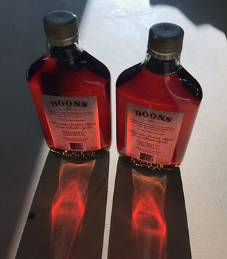 Two Pack -375 ml, Boon's Bourbon Barrel Aged Maple Syrup