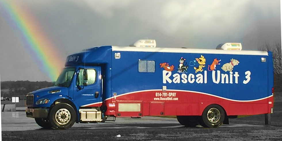 Rascal Unit Low Cost Spay & Neuter Clinic