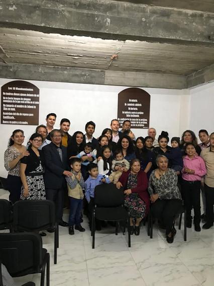 church located at Tulancingo, Hidalgo