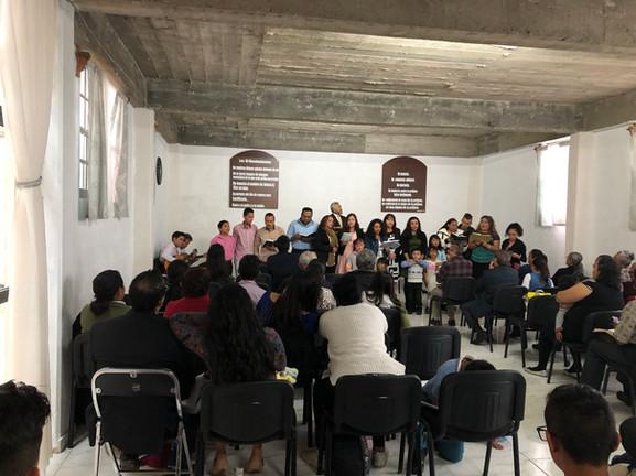 The Church located at Tulancingo, Hidalgo