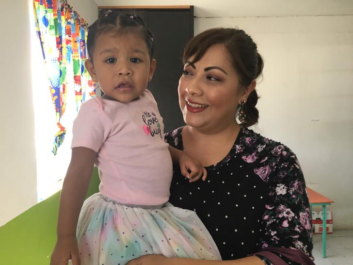 Andrea and Sis. Alita