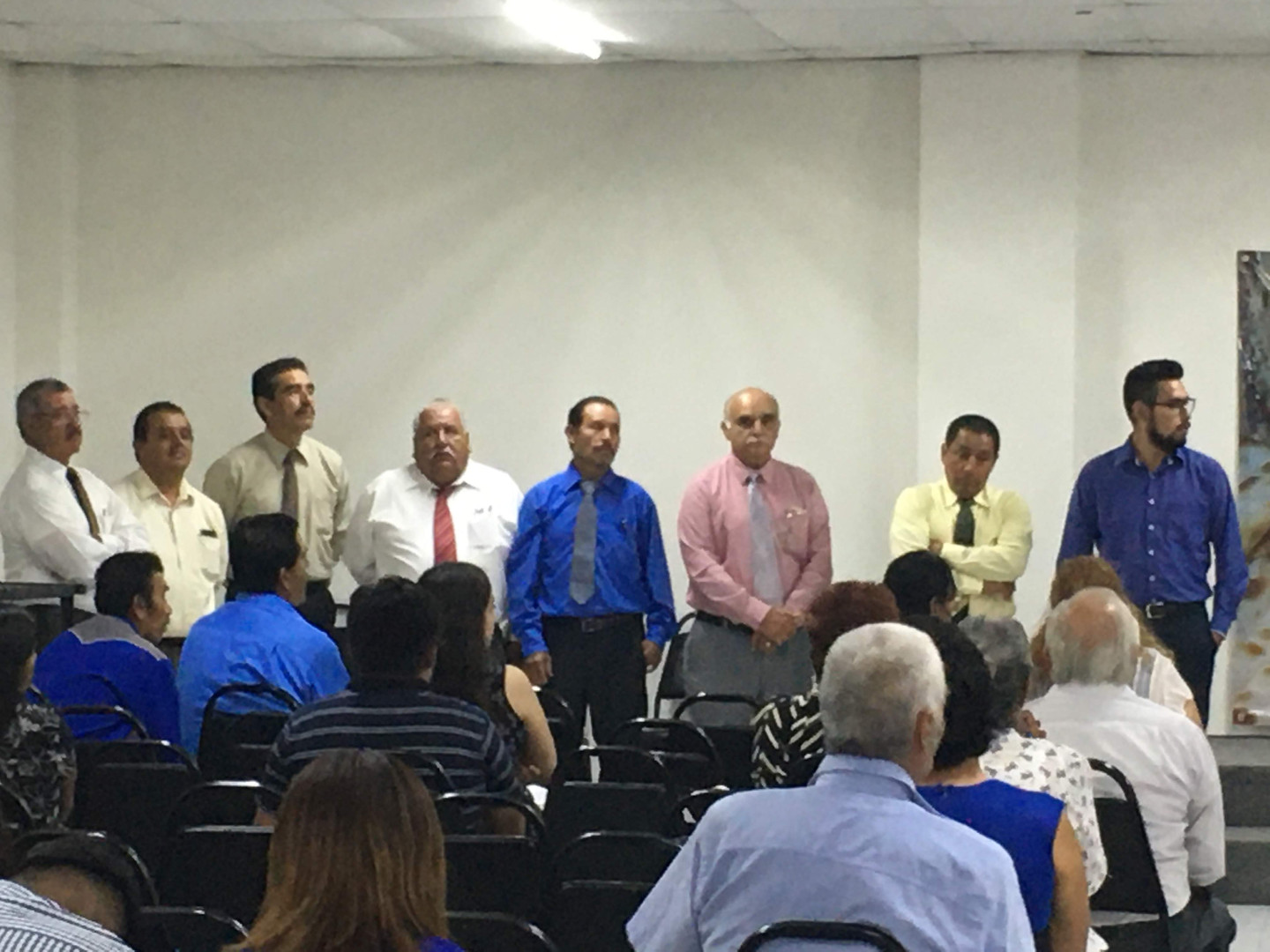 Brothers part of the ministry in Monterrey