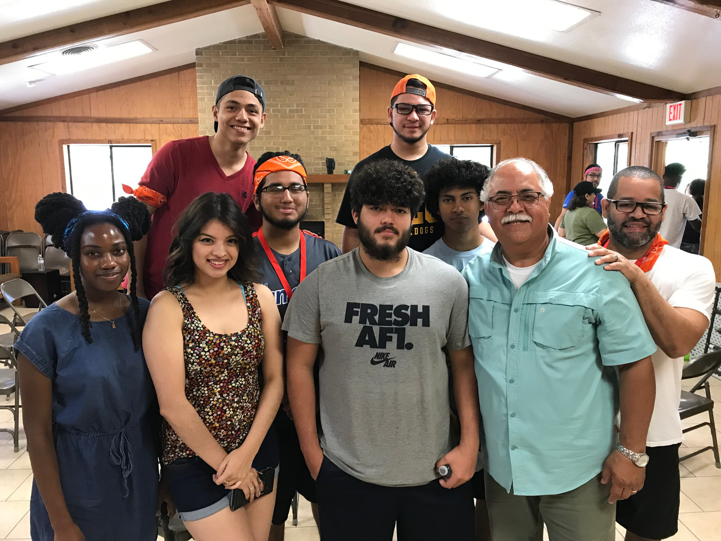 Young Adults Retreat 2019