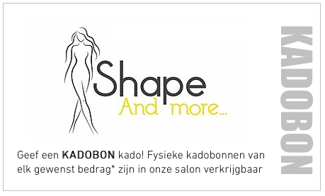 SHAPE AND MORE | BEAUTYSALON | KADOBON.p