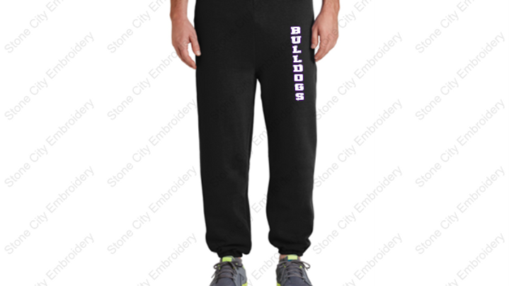 Fleece Sweat pant Bloom Carroll Youth and Adult