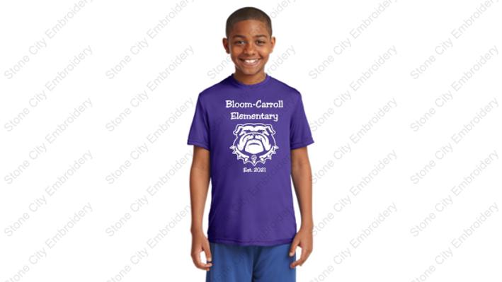 Youth Sport-Tek PosiCharge T shirt BCES