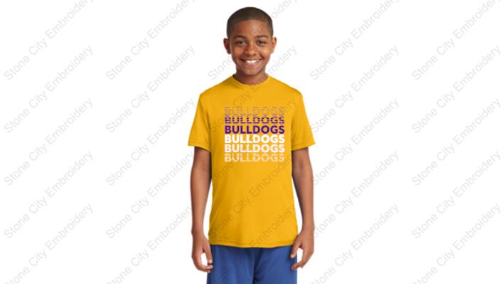 Youth Sport-Tek PosiCharge T shirt