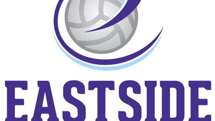 Face Mask Performance Polyester Eastside Volleyball Spirit Wear CUSTOM