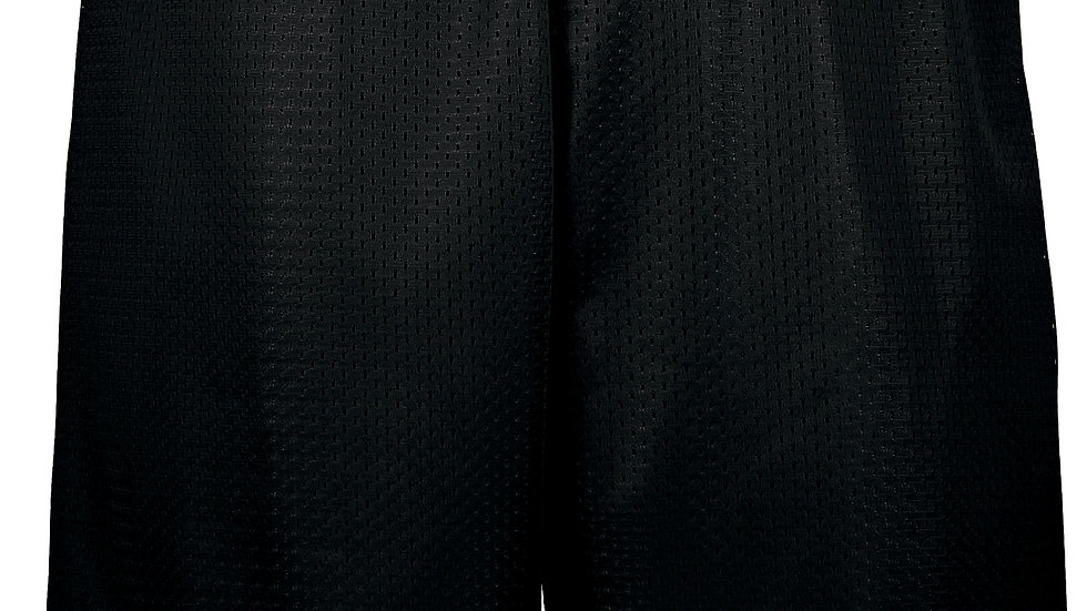 Youth Tricot Mesh Shorts - multi sport use / Black