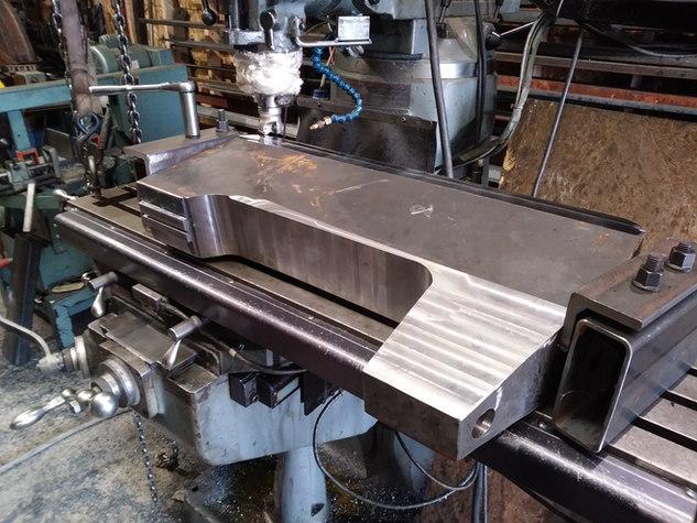 custom hydraulic press