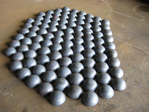 Medium Faux rivet heads made to order