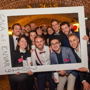 Le gala de l'ENVAR - 2019