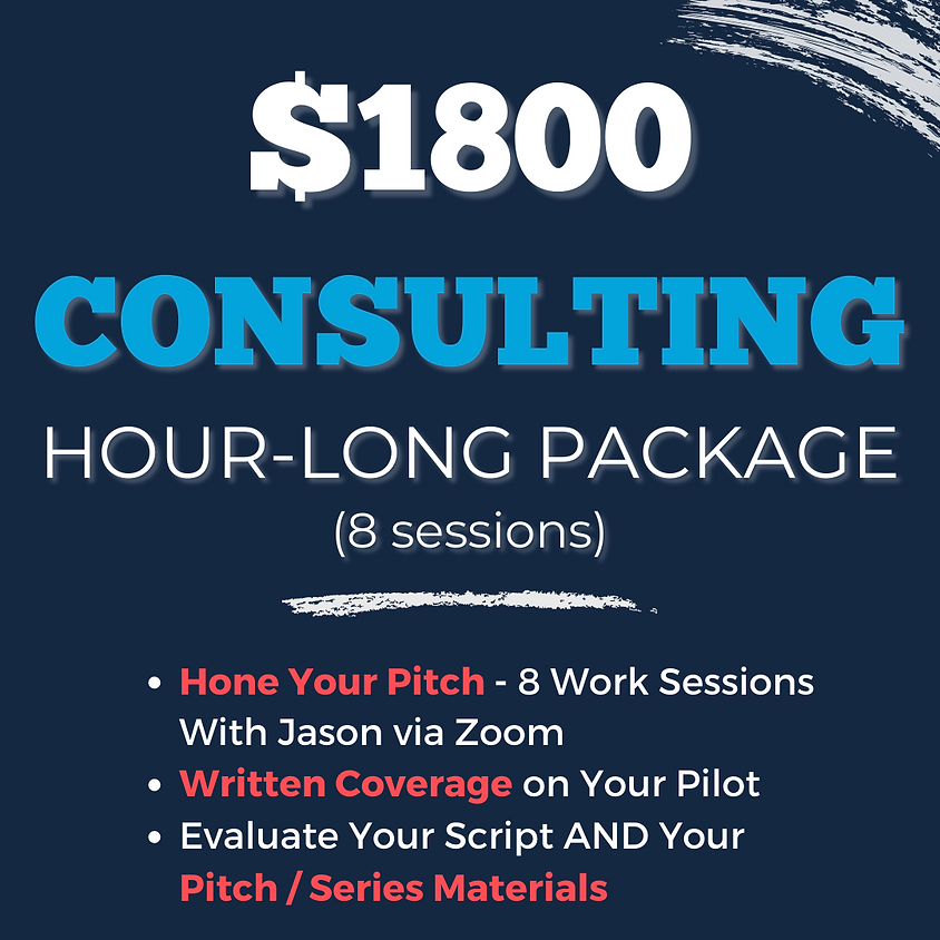 CONSULTING: HOUR-LONG PACKAGE