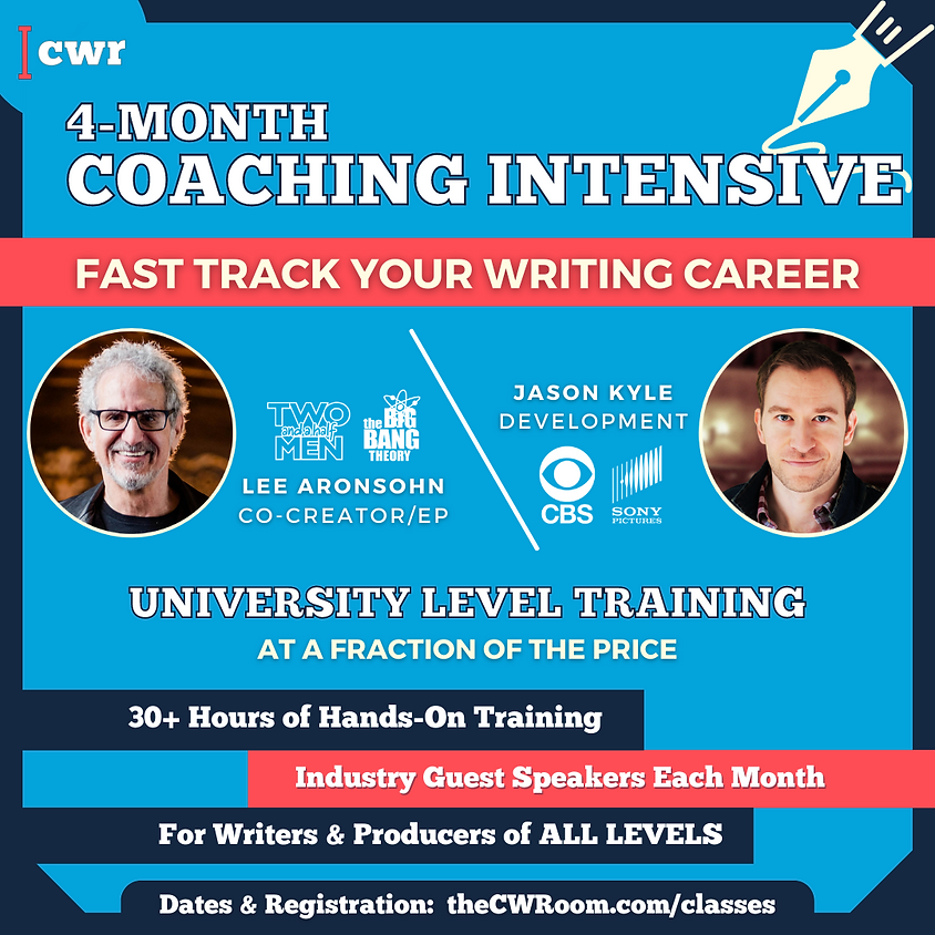 4-Month Coaching Intensive