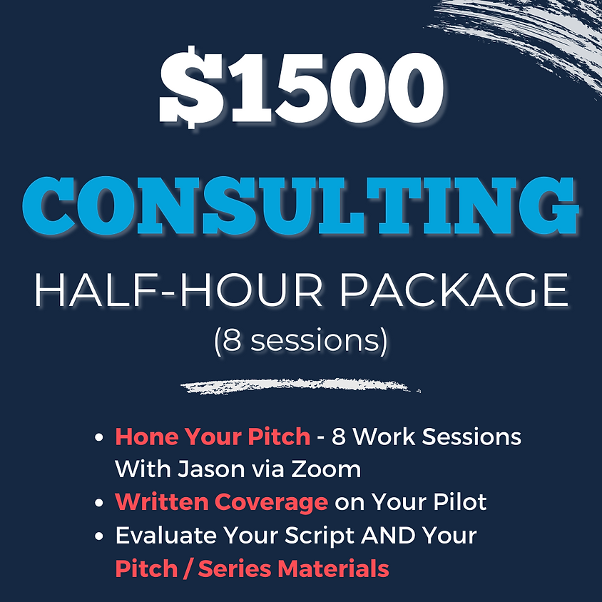 CONSULTING: HALF-HOUR PACKAGE