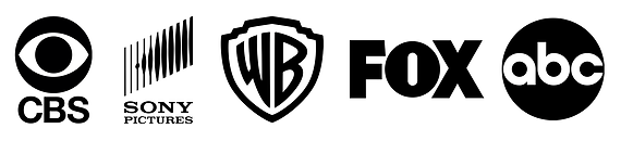 Logos CBS Song WB Fox ABC