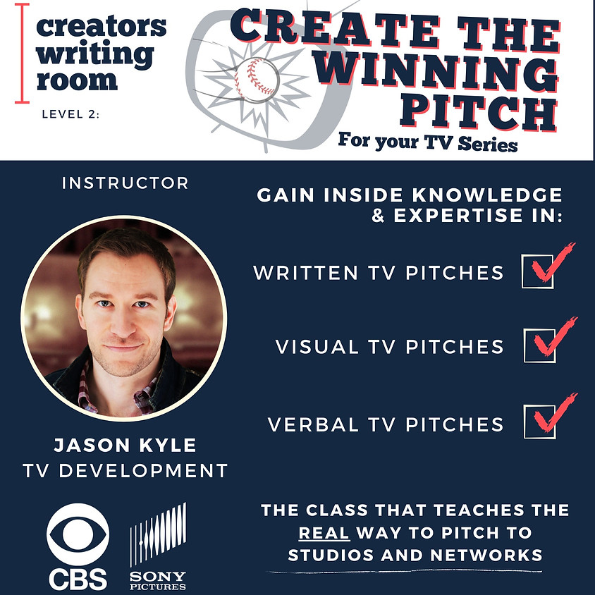 Create the Winning Pitch - March 2021