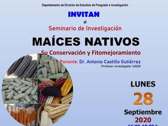 El instituto Tecnológico de Altamira te invita al seminario de investigación.