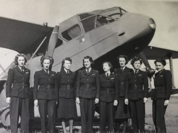 ATA women during the Second World War