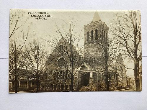 Chelsea, MI - M.E. Church