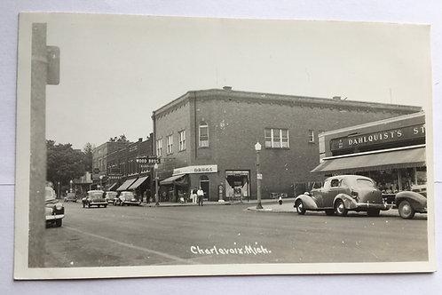 Charlevoix, Mi - Main St. Stores