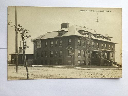 Cadillac,MI - Mercy Hospital