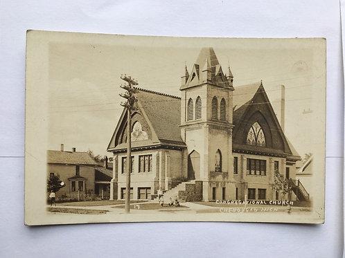 Cheboygan, MI - Congregational Church