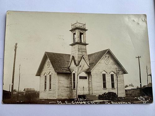 Boardman, MI - M.E Church