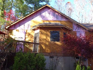 Before Siding and Window Repair | Carolina Home Exteriors