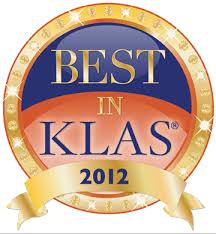 Great Lakes Informatics | Fusion Narrate | Best in KLAS - 2012
