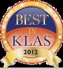 Great Lakes Informatics | Fusion Voice | Best in KLAS - 2012
